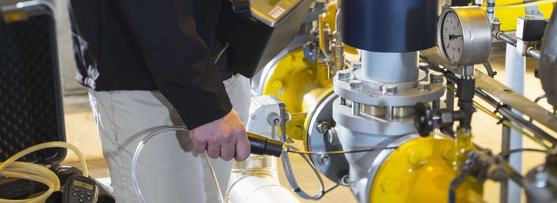 Opleiding pi/ebi brandstofleidingen (gas)