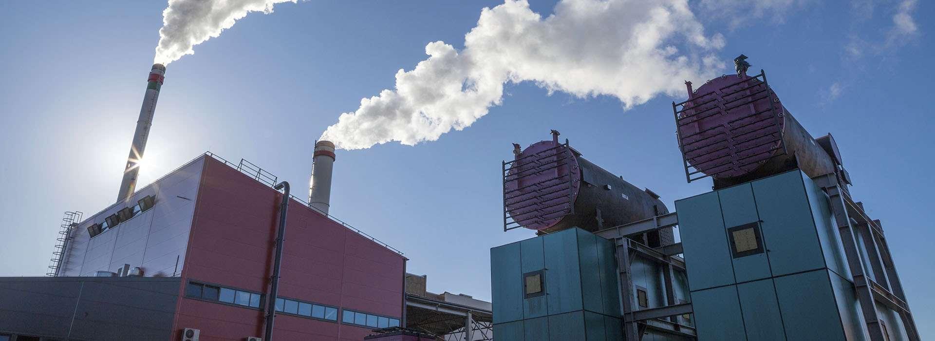 Co2 uitstoot meting